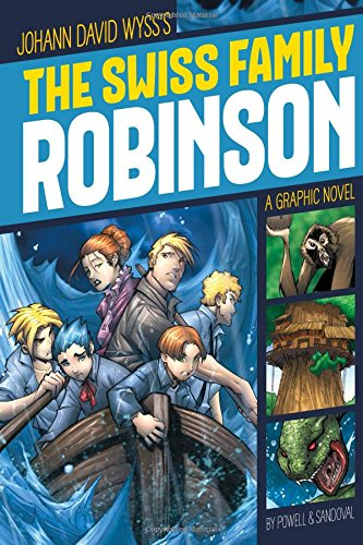 The Swiss Family Robinson (Graphic Revolve: Common Core Editions)