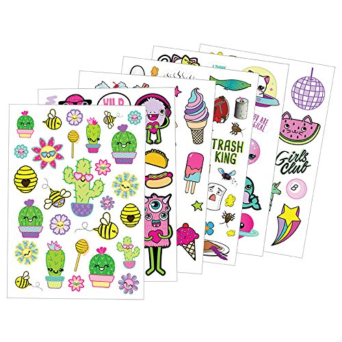 Fashion Angels 1000+ Ridiculously Cute Stickers