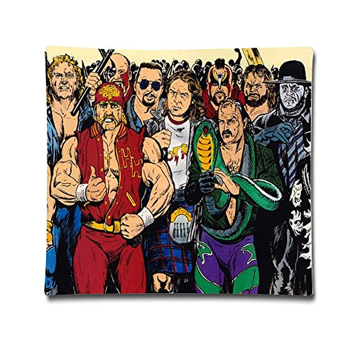 DEMOO Royal Rumble POSTER Pillow Case Cushion Cover (18