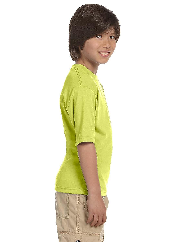 XL Clementine Jerzees Sport T-Shirt Safety Green