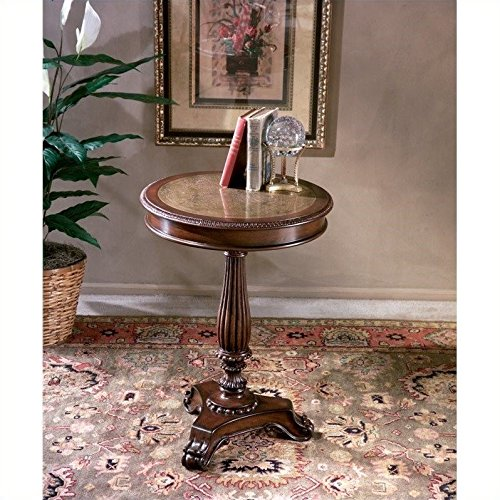 Butler Furniture Heritage Collection (Classic Pedestal Table w Etched)