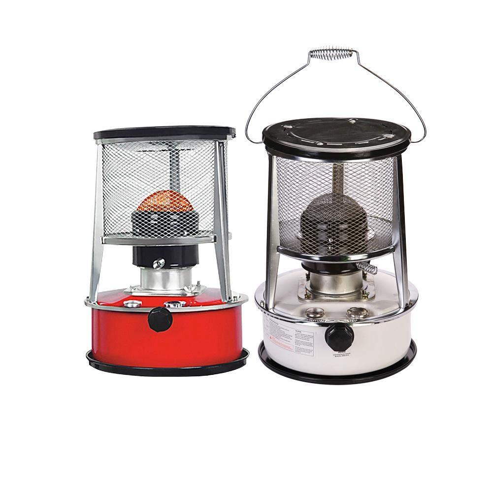 Quemador portátil con Calentador de Queroseno Práctico Quemador de Estufa para Uso en Interiores al Aire Libre Apto para Acampar al Aire Libre, etc.