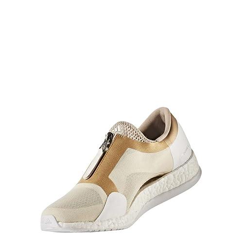 adidas Damen Pureboost X Tr Zip Fitnessschuhe, weiß (Lino ...