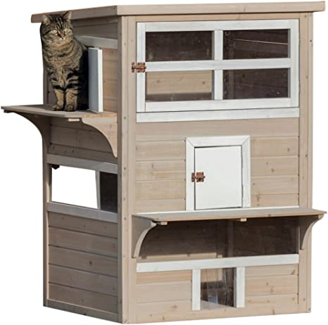 Trixie Pet Products Xx Large Natura Cat S Home Gray White Pet Supplies
