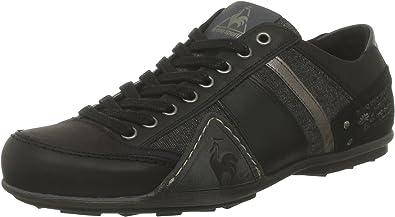 Le Coq Sportif Turin 2 Tones, Baskets mode homme, black