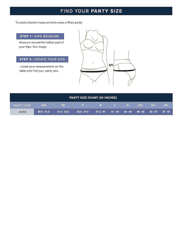 Comfy Control Brief with Rear Lift