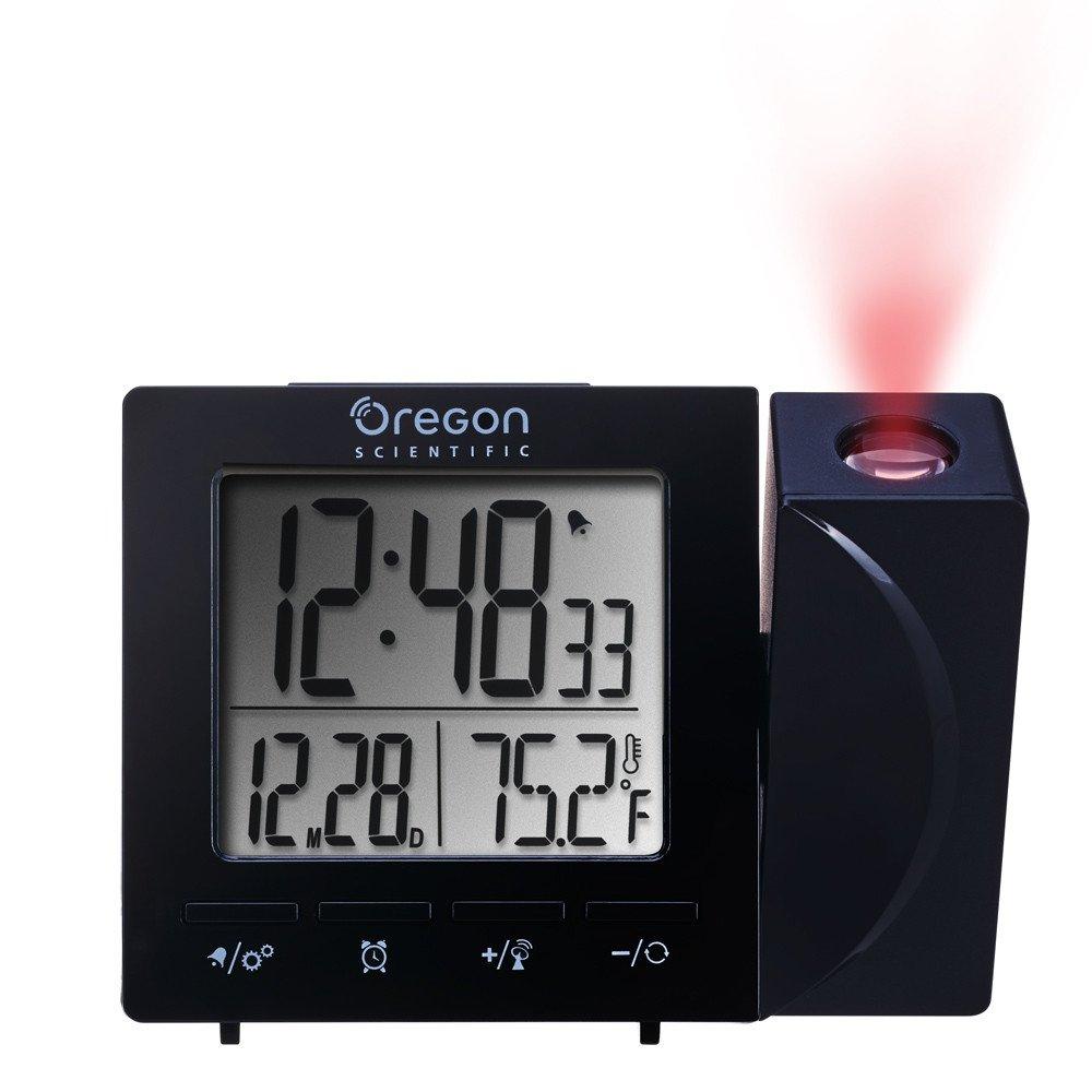 Amazoncom Oregon Scientific Radio Controlled Projection Alarm