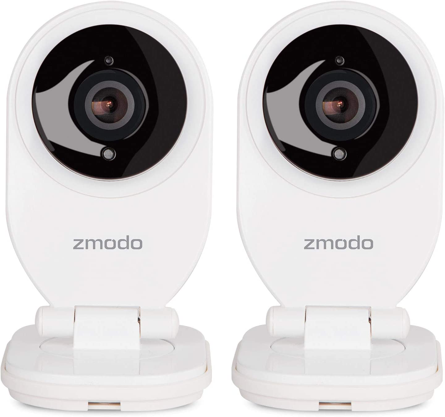 Zmodo ZM-SH721-SD 720p Wireless Wireless Home Security Camera, EZ Camera with 16GB SD Card 2 Pack, Motion Detection, Night Vision