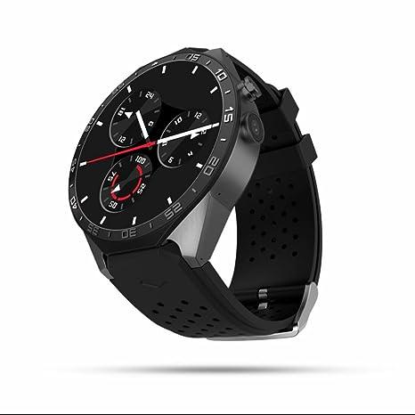 Teléfono inteligente reloj de pulsera Smart Watch Reloj Wifi GPS Smart Pulsera con Cámara de seguridad ...