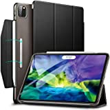 ESR Yippee Trifold Smart Case for iPad Pro 11 2020 & 2018, Lightweight Stand Case with Clasp, Auto Sleep/Wake [Supports…
