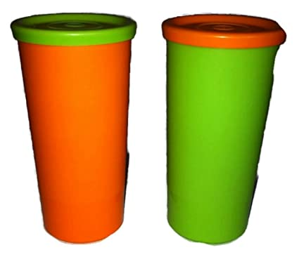 618bf006888 Buy Tupperware cutie tumblers for kidz, set of 2, (250 ml) Online at Low  Prices in India - Amazon.in