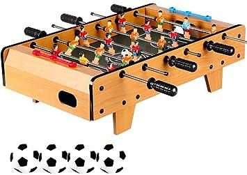 AK Madera Futbolín Mesa de futbolín, cubierta y el regalo de ...