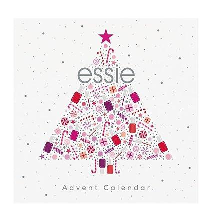 Adviento Calendario.Essie Calendario De Adviento 2018