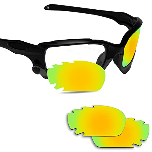 c2bf160992 Amazon.com  Fiskr Anti-Saltwater Replacement Lenses for Oakley ...
