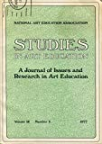img - for Studies in Art Education: A Journal of Issues and Research in Art Education, v. 18, no. 3 book / textbook / text book
