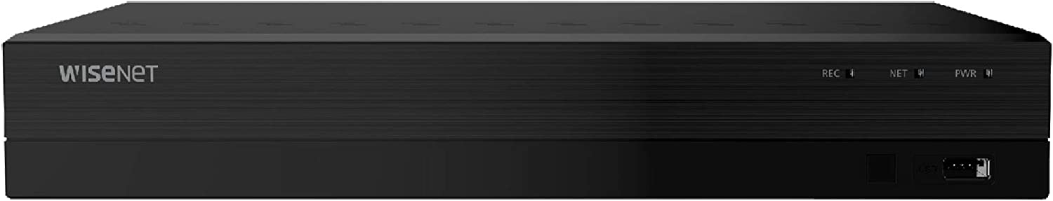 Wisenet SDR-853052T 16 Channel Super HD Video Security DVR with 2TB Hard Drive Renewed