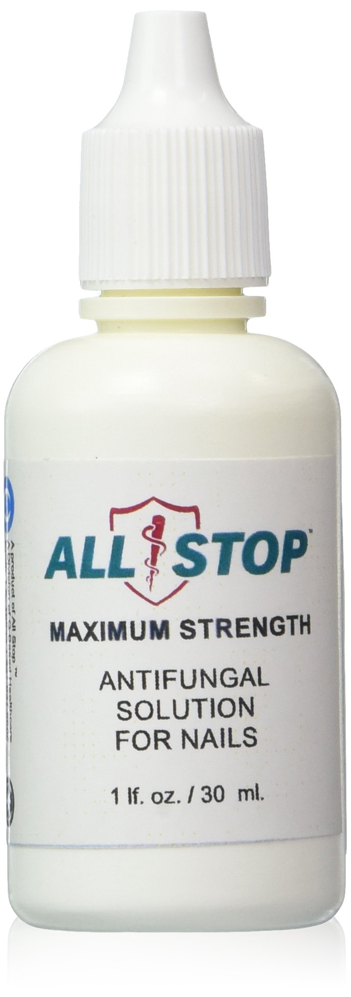 Antifungal Nail Fungus Treatment for Finger & Toe Nail- 1 fluid ounce by All Stop (Image #2)