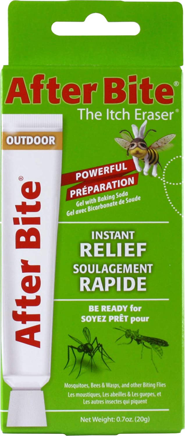After Bite Outdoor New & Improved Insect Bite Treatment, 0 7-Ounce