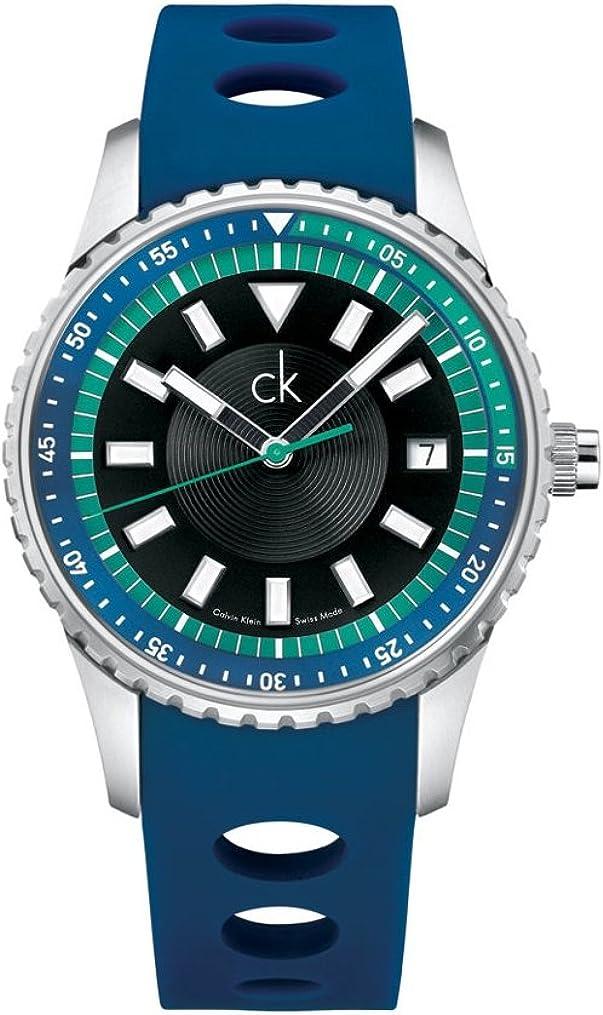 CK Calvin Klein K3211377 Challenge Collection Reloj para Hombre
