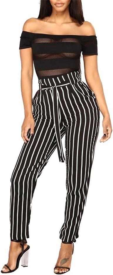 Pantalons Femme Ete Pantalons Femme Taille