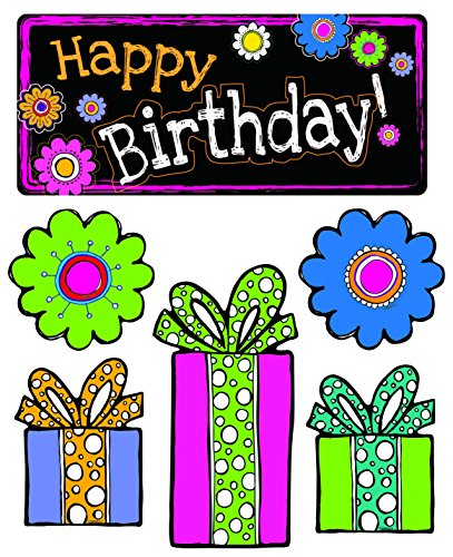 Birthday Locker Decorations (Mad Mags Happy 6721 Birthday Celebration)