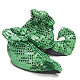 Sequin Leprechaun Shoes