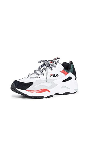 Amazon.com | Fila Women's Ray Tracer Sneakers | Fashion Sneakers