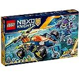 LEGO Nexo Knights Aaron's Rock Climber 70355 Building Kit (598 Piece)