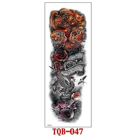 Handaxian De Belleza y Salud Tatuajes 3pcs 3pcs 25: Amazon.es: Hogar