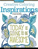 Creative Coloring Inspirations: Art Activity Pages to Relax and Enjoy!