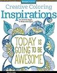 Creative Coloring Inspirations: Art A...