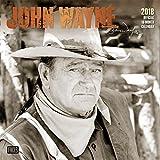 John Wayne 2018 Wall Calendar (English, French and Spanish Edition)