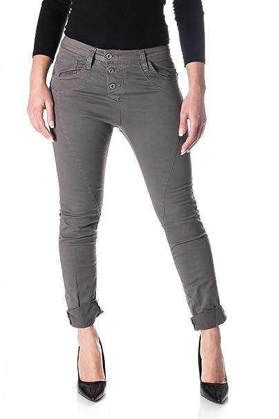 Pantalones vaqueros holgados para mujer Please P78