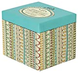 C.R. Gibson Boxed Assorted Enclosures Cards, 18-Count, All Occasion (CE4A-13903) by C.R. Gibson