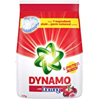 Dynamo Powder with Downy Laundry Detergent (Trial Pack), 350g