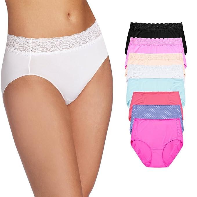 Mixed Designer Brands Bulk Savings Pack - 8 Womens Panties Underwear ... 0a22ffcd33