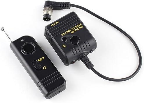 Mando para Nikon D200 D300 D700 D800 mini disparador remoto