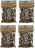 JFC - Nori Maki Arare (rice crackers wrapped in seaweed) 5 Oz (Pack of 4)