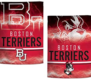 WinCraft NCAA Garden Flags, Lightning Edition, 2 Sided Graphics, 12.5 x 18 Inches