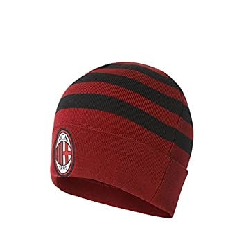 d4528e70e ... inexpensive adidas acm 3s woolie ac milan hat red one size 652c2 4c686  ...