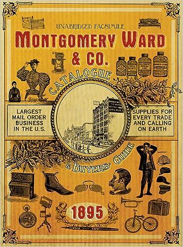 Laden Sie italienische Hörbücher herunter Montgomery Ward & Co. Catalogue and Buyers' Guide (1895) PDF iBook 1629145963