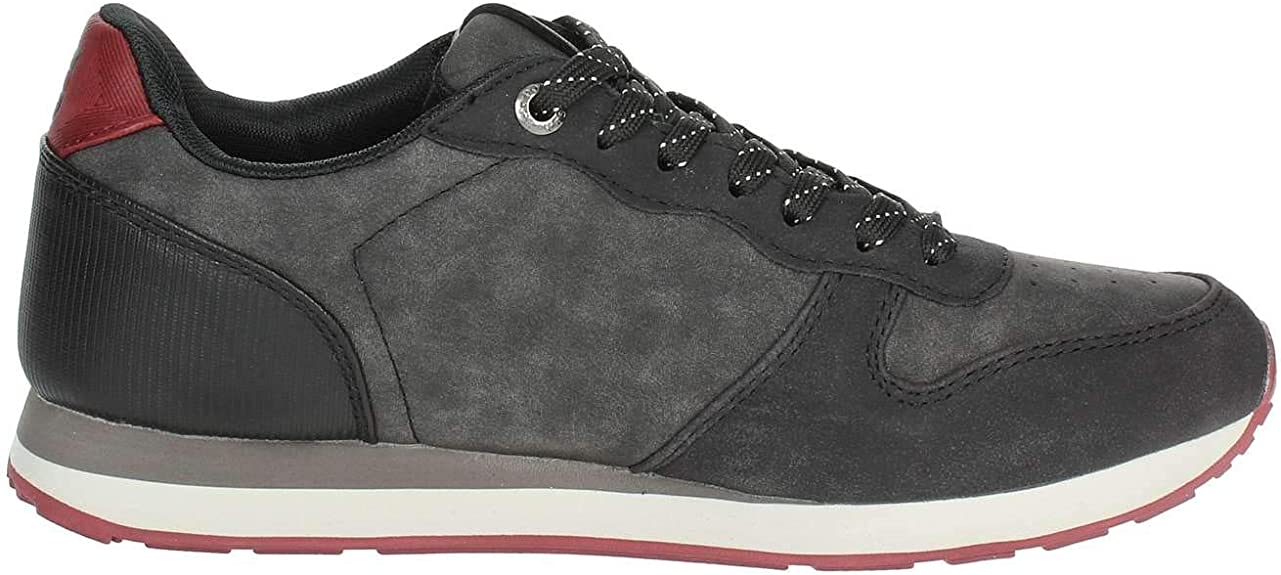 U.S. POLO ASSN. Sheridan3 Club, Zapatillas para Hombre: Amazon.es ...