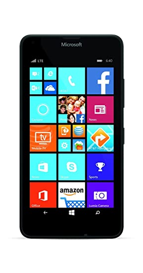 e0d1a31513a Image Unavailable. Image not available for. Color: Microsoft Nokia Lumia 640  ...