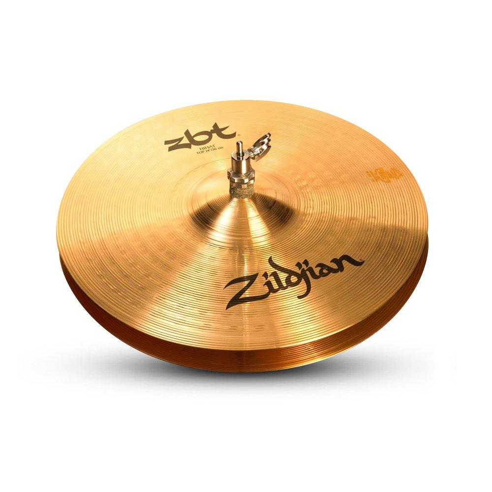 Zildjian ZBT 14'' Hi Hat Cymbals Pair by Avedis Zildjian Company