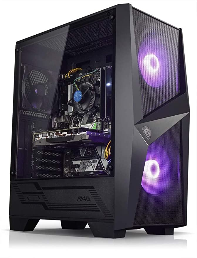 Kiebel Gaming Pc Tornado 10 0 Pc Mit Nvidia Geforce Computer Zubehör