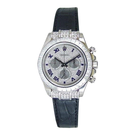 Rolex Daytona 116599 - Reloj automático, diseño de Hombre: Rolex: Amazon.es: Relojes