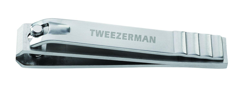 Tweezerman Professional Stainless Steel Toenail Clipper 5011-p,