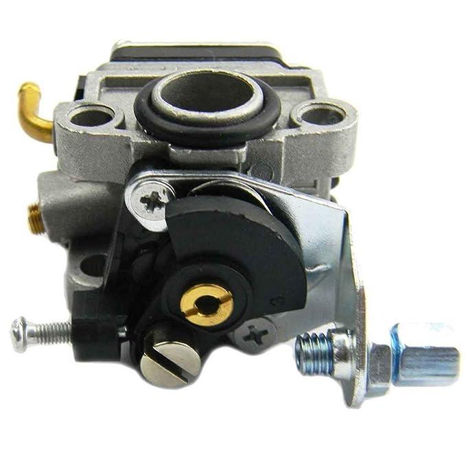 Zerama Carburetor Carb Fuel Line Kit for Honda GX25 GX25N GX25NT FG110 FG110K1 HHT25S 16100-Z0H-825