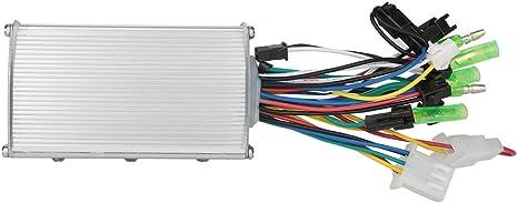 Controlador Del Motor, Regulador Sin Cepillo Del Motor 36V / 48V ...