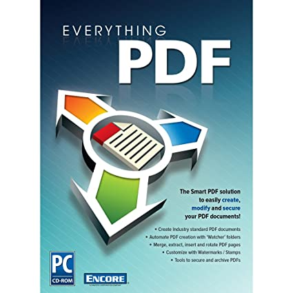 Amazon com: Everything PDF [Download]: Software